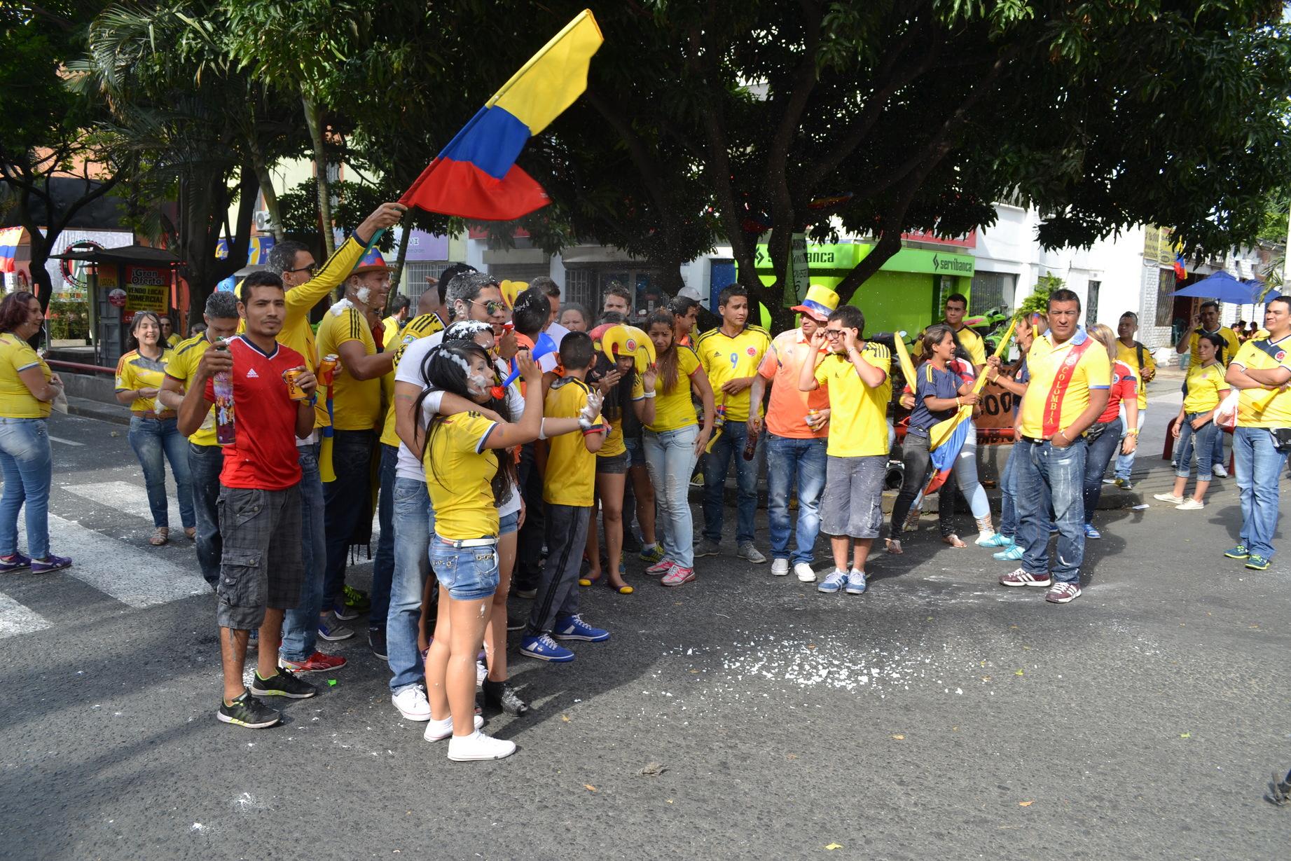 Mundial w Kolumbii czas rozpocząć