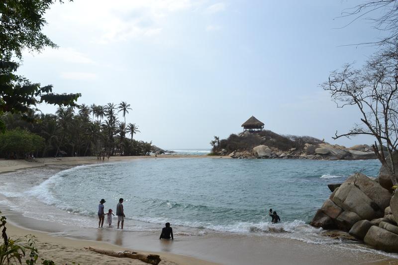 Witamy w raju – Parque Tayrona