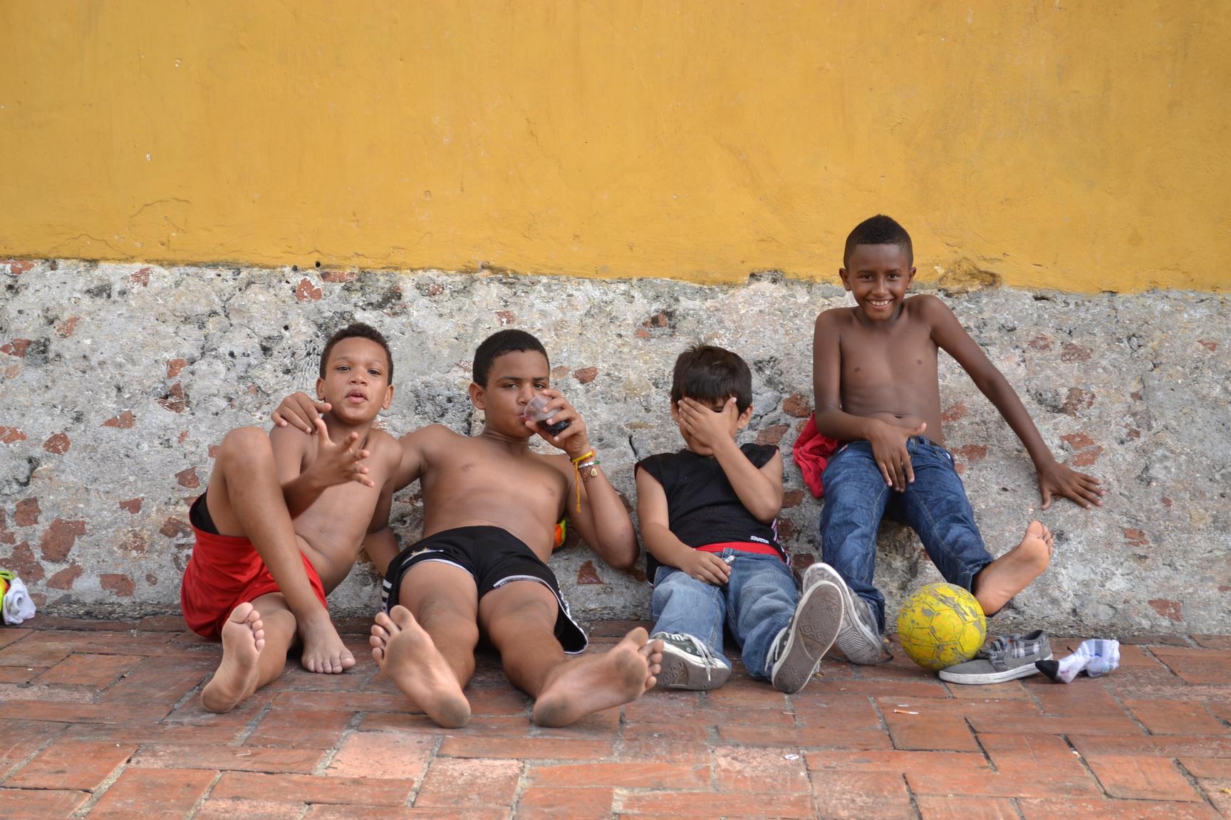 Gorące dni w Cartagenie
