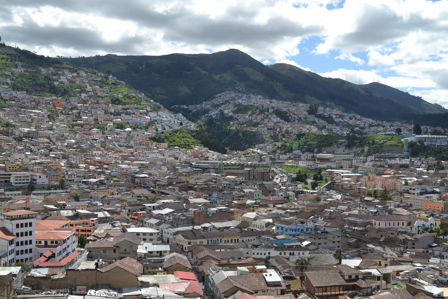 El Sol Quema en Quito….