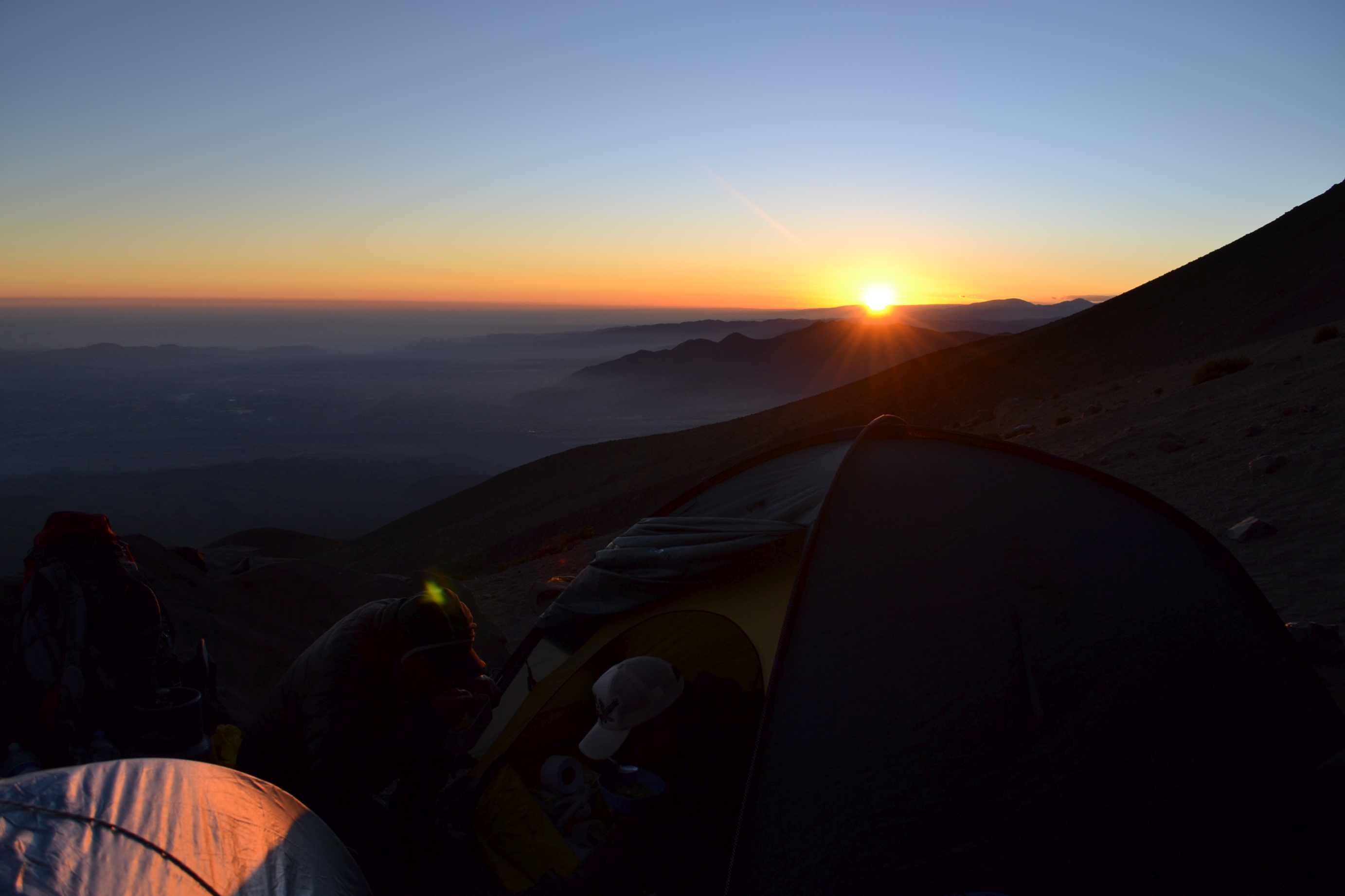 El Misti – 5822 m