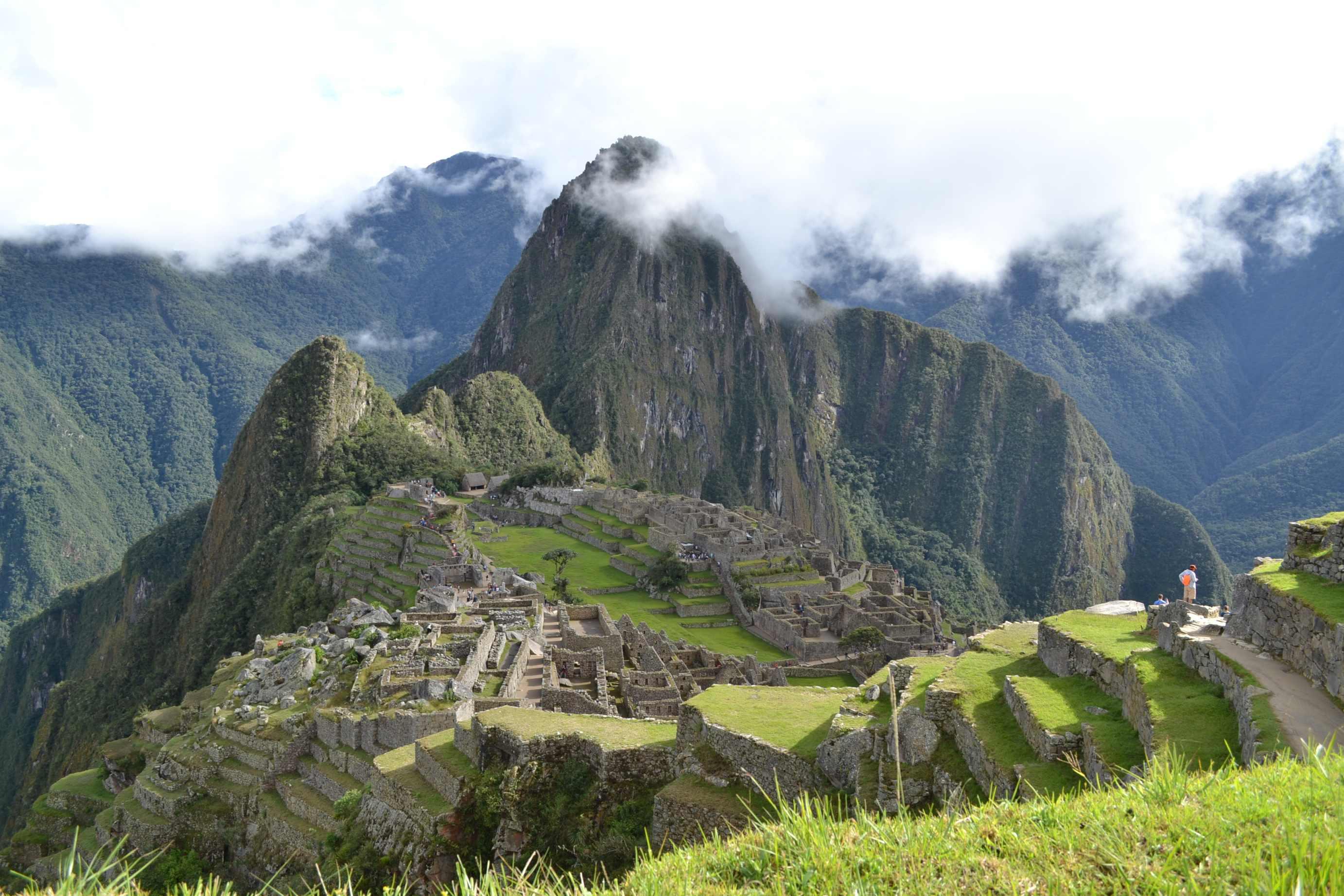 Cel Naszej podróży – Machu Pichu