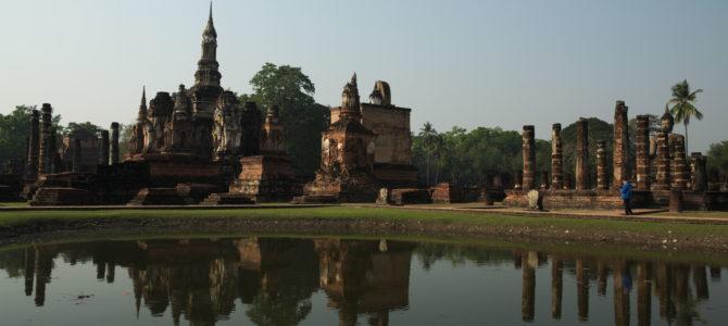 Z Bangkoku do Sukhothai