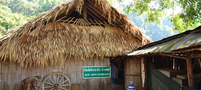 Chang mai i Doi Suthep Pui Park