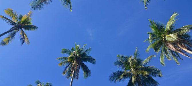 Rajskie tajskie wyspy