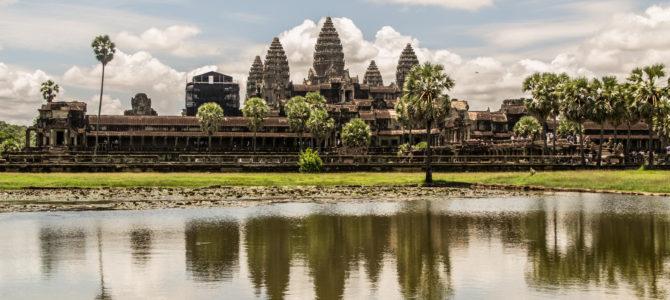 Lecimy do Kambodży