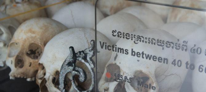 Stolica Kambodży – Phnom Penh