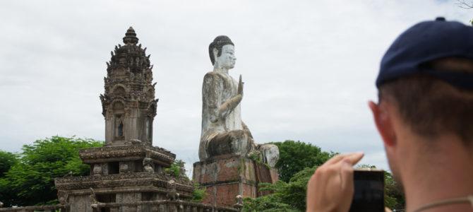 Battambang – spokojne miasto Kambodży